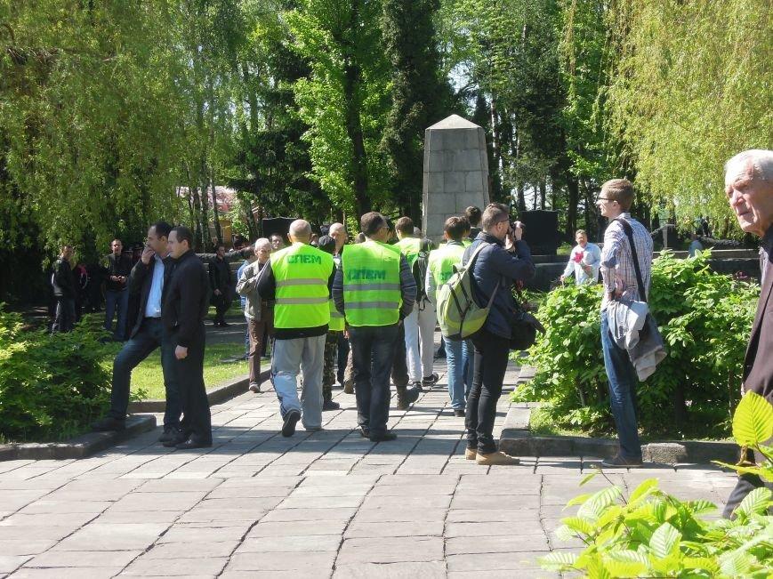 У Львові «комуністи» 9 травня хочуть напасти на ветеранів?, фото-14