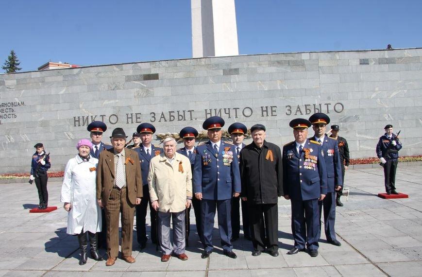 В Ульяновской области почтили память погибших в Великой Отечественной войне, фото-3