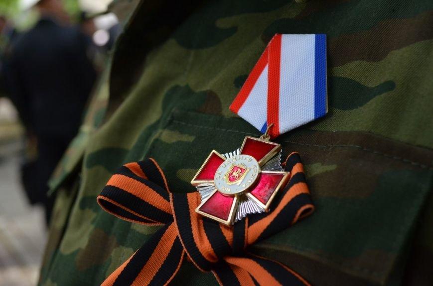 Для крымской самообороны не хватило медалей «За защиту Крыма» (ФОТО), фото-6