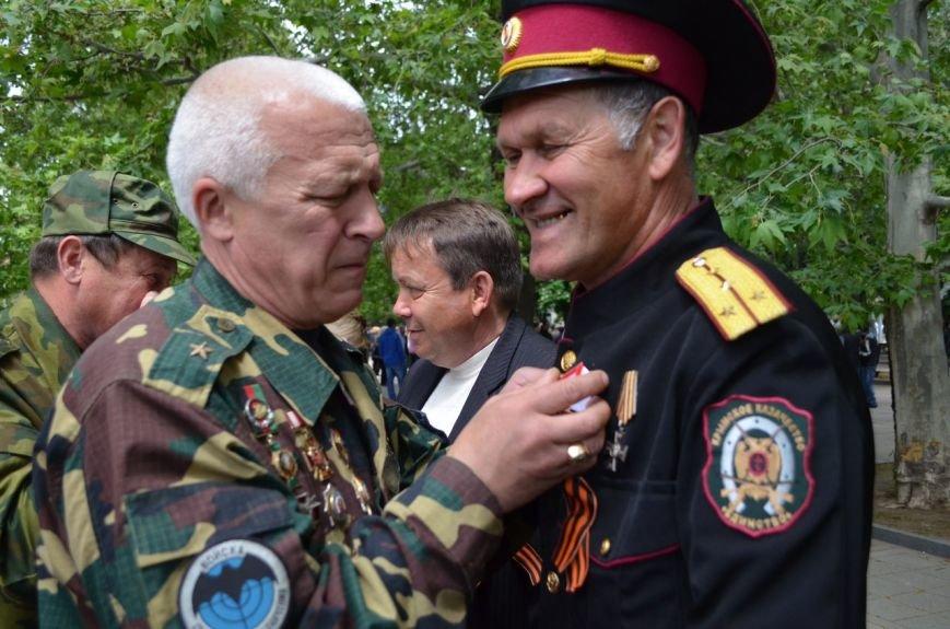 Для крымской самообороны не хватило медалей «За защиту Крыма» (ФОТО), фото-5