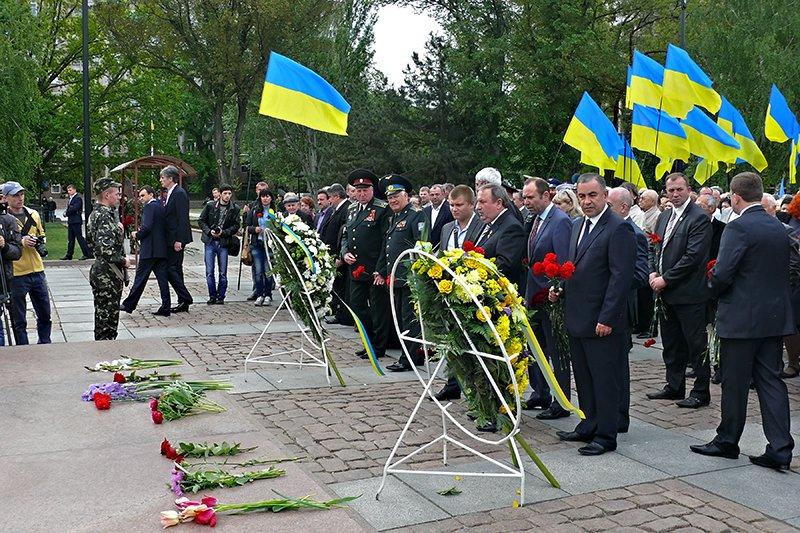 В Николаеве мирно отметили День Победы (ФОТОРЕПОРТАЖ), фото-9