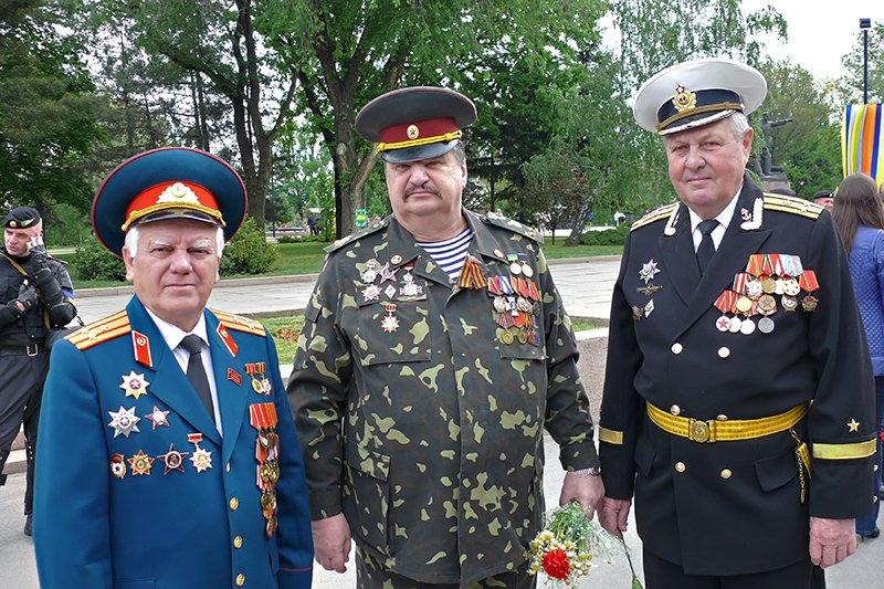 В Николаеве мирно отметили День Победы (ФОТОРЕПОРТАЖ), фото-16