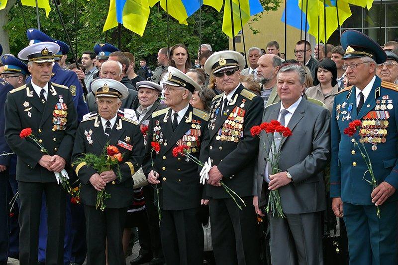 В Николаеве мирно отметили День Победы (ФОТОРЕПОРТАЖ), фото-3