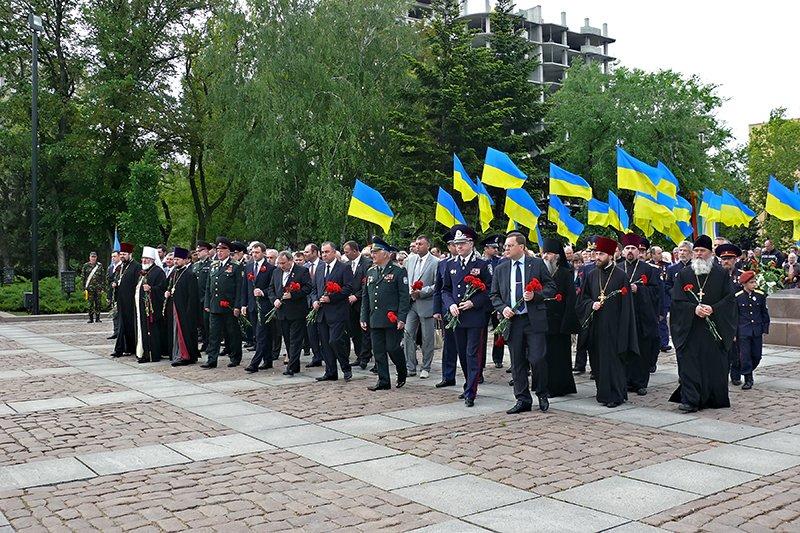 В Николаеве мирно отметили День Победы (ФОТОРЕПОРТАЖ), фото-7