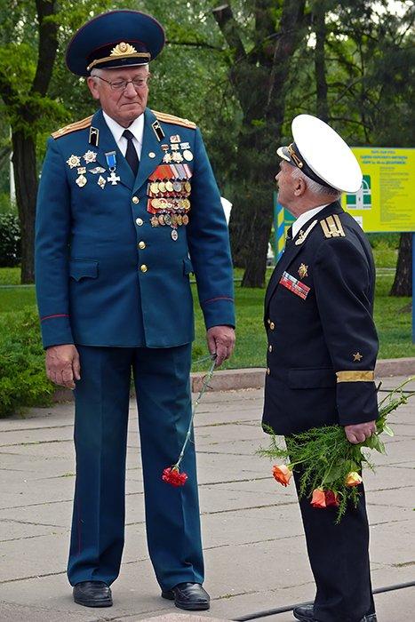 В Николаеве мирно отметили День Победы (ФОТОРЕПОРТАЖ), фото-2