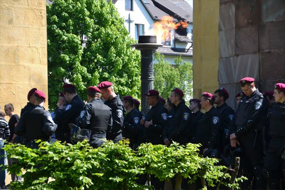 Спокійно та без провокацій – у Львові підсумували 9 травня (ФОТО), фото-4