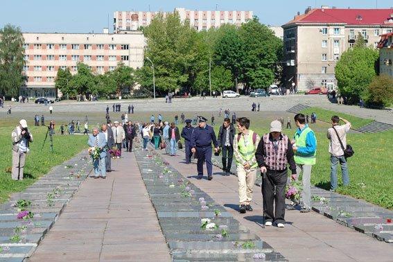 Спокійно та без провокацій – у Львові підсумували 9 травня (ФОТО), фото-3