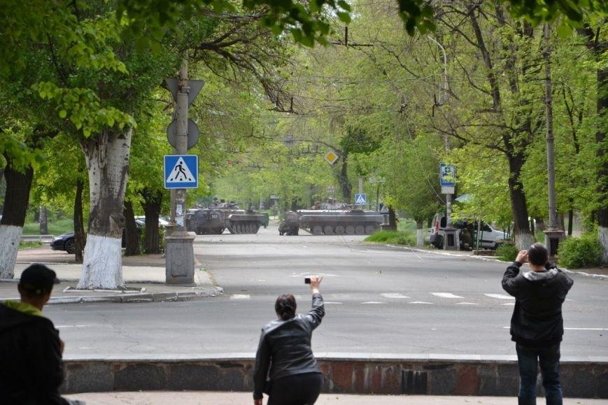 События в Мариуполе 9 мая (ФОТОРЕПОРТАЖ), фото-16