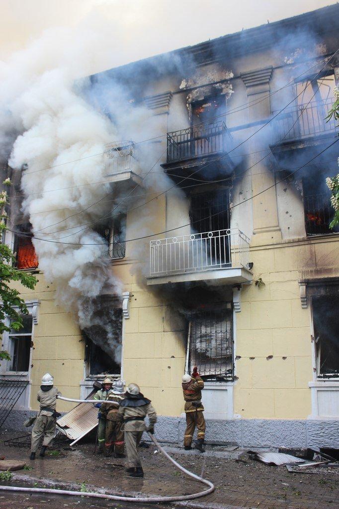 События в Мариуполе 9 мая (ФОТОРЕПОРТАЖ), фото-24