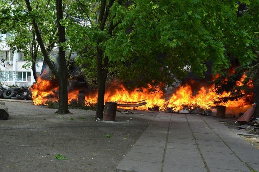События в Мариуполе 9 мая (ФОТОРЕПОРТАЖ), фото-35