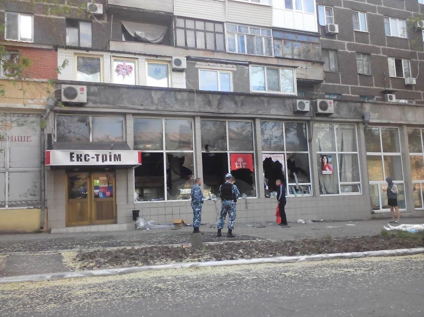 В Мариуполе совершена попытка ограбления магазинов оружия (Фото), фото-3