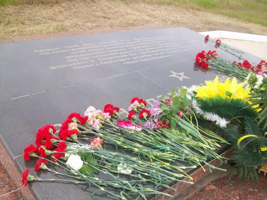 Николаевские байкеры посетили Курган Славы (ФОТО), фото-4