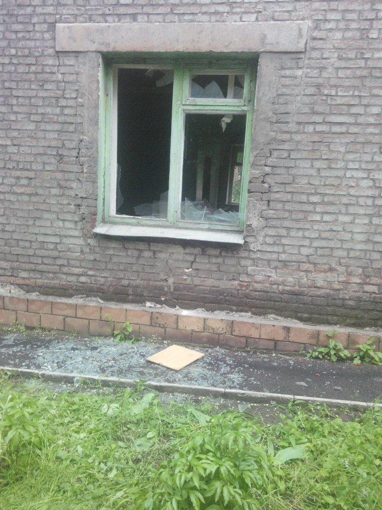 Опубликованы фотографии сгоревшего здания ГУВД и Мариупольского горсовета (ФОТО), фото-14