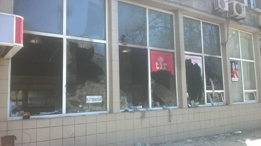 Опубликованы фотографии сгоревшего здания ГУВД и Мариупольского горсовета (ФОТО), фото-24