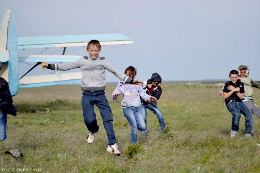 В Крыму устроили авиационные игры (ФОТО), фото-12