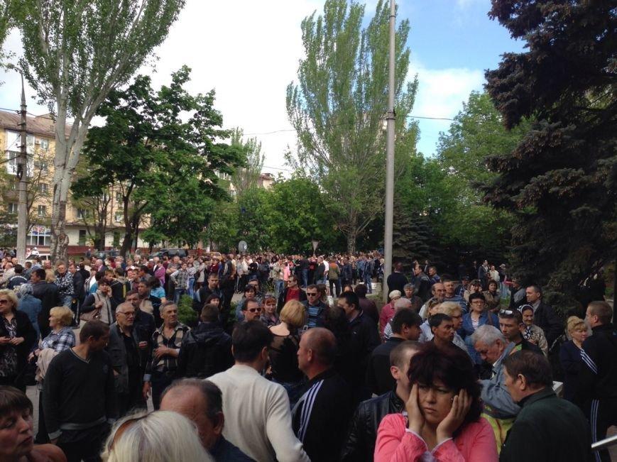 В Мариуполе стартовал референдум. Выстроились очереди (ФОТО+ОБНОВЛЯЕТСЯ), фото-12