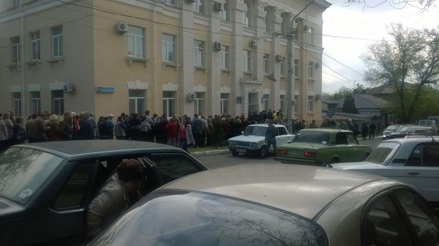 В Мариуполе стартовал референдум. Выстроились очереди (ФОТО+ОБНОВЛЯЕТСЯ), фото-2