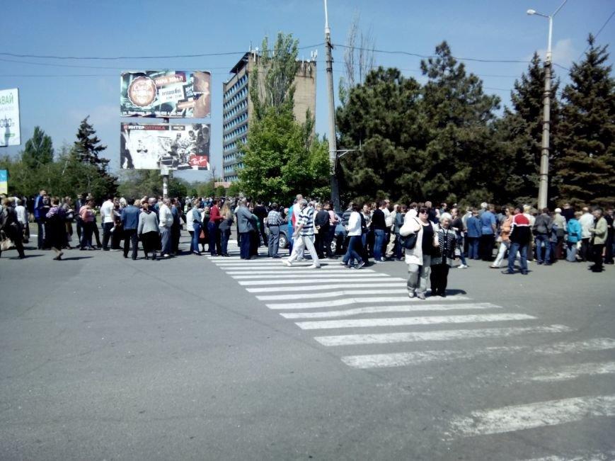 В Мариуполе стартовал референдум. Выстроились очереди (ФОТО+ОБНОВЛЯЕТСЯ), фото-20