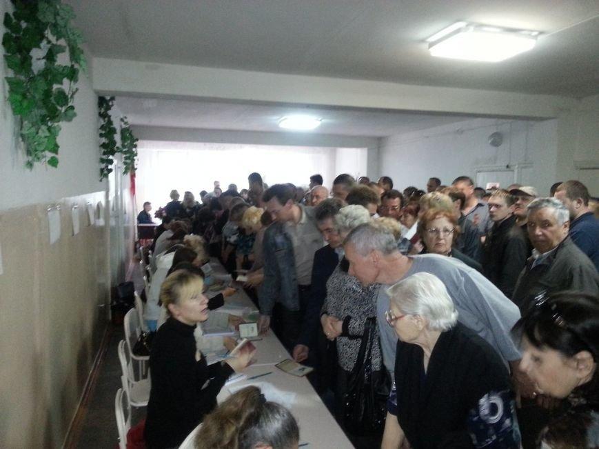 В Донецкой и Луганской областях проходят референдумы о статусе регионов (ФОТО, ВИДЕО), фото-3