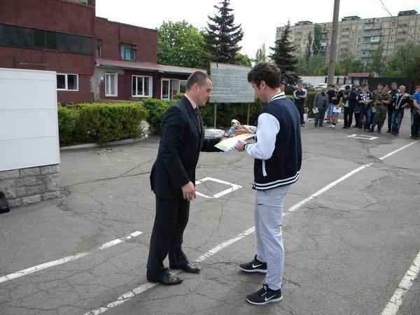 В криворожской бригаде Национальной гвардии прошли спортивные соревнования (ФОТО), фото-6