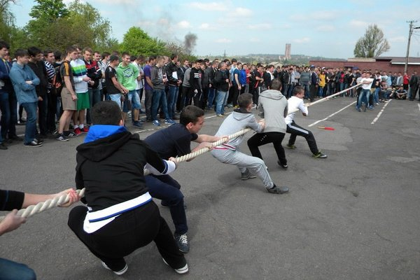 В криворожской бригаде Национальной гвардии прошли спортивные соревнования (ФОТО), фото-5
