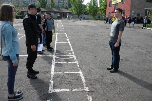 В криворожской бригаде Национальной гвардии прошли спортивные соревнования (ФОТО), фото-2