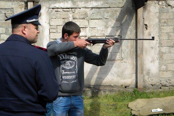В криворожской бригаде Национальной гвардии прошли спортивные соревнования (ФОТО), фото-3
