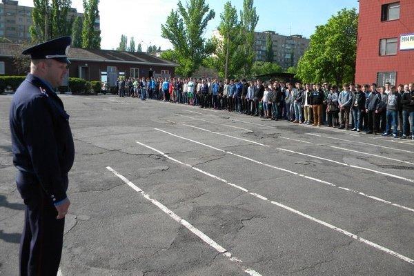 В криворожской бригаде Национальной гвардии прошли спортивные соревнования (ФОТО), фото-1