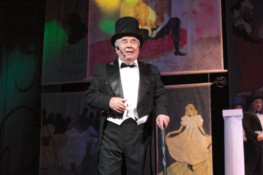 В Днепродзержинске скончался один из самых любимых актеров театра им. Леси Украинки - Борис Николаевич Попов, фото-2