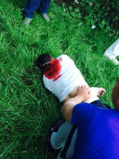 Двое жителей Красноармейска получили смертельные ранения в результате стрельбы, открытой бойцами батальона «Днепр» (Обновлено) (фото) - фото 2