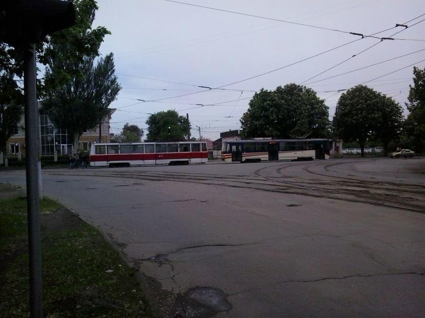 В Кривом Роге стояли трамваи (ФОТО), фото-3