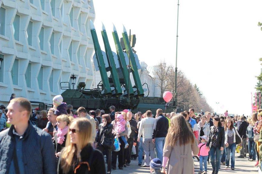 Фоторепортаж Дня Победы 2014 в Ульяновске, фото-2