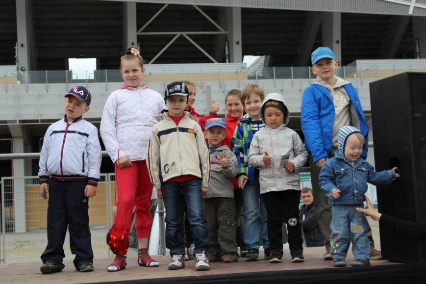 На євро-стадіоні відкрили картинг-трасу (ФОТО), фото-7