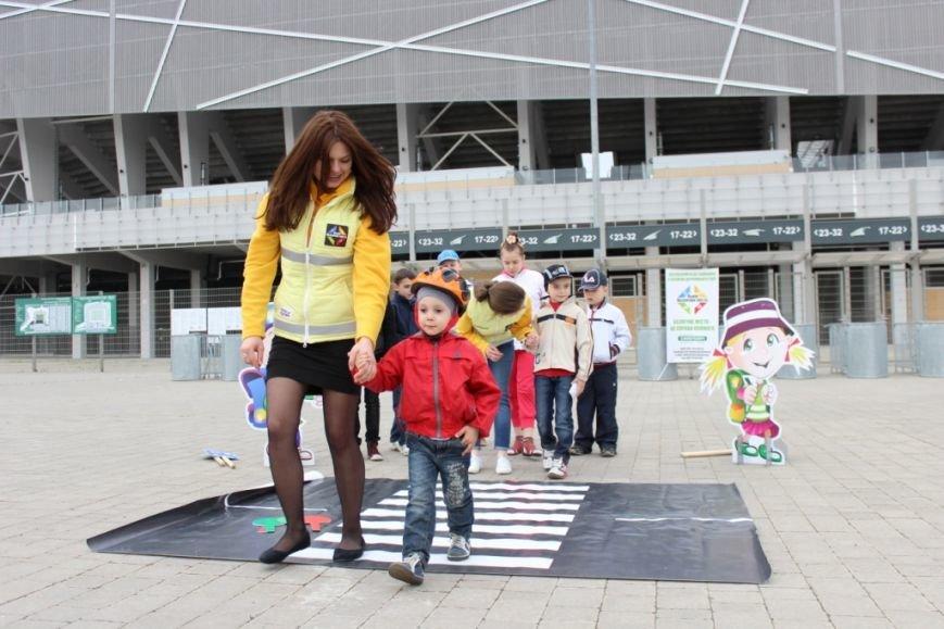 На євро-стадіоні відкрили картинг-трасу (ФОТО), фото-1