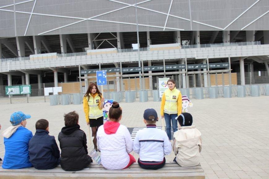 На євро-стадіоні відкрили картинг-трасу (ФОТО), фото-2