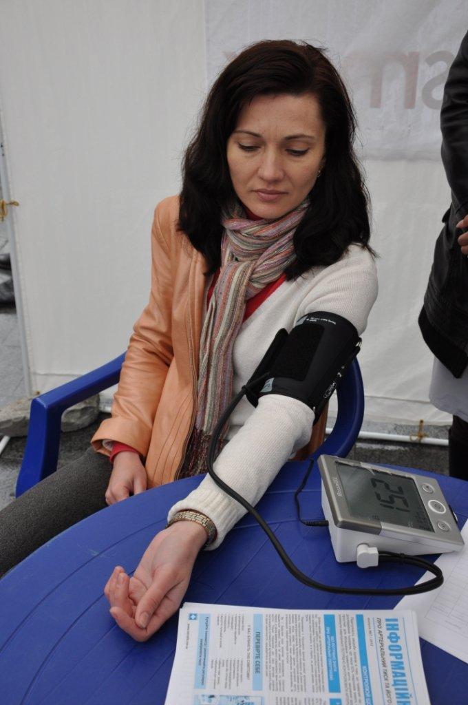 У Львові почали масово вимірювати тиск (ФОТО), фото-2