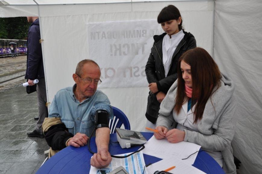 У Львові почали масово вимірювати тиск (ФОТО), фото-3
