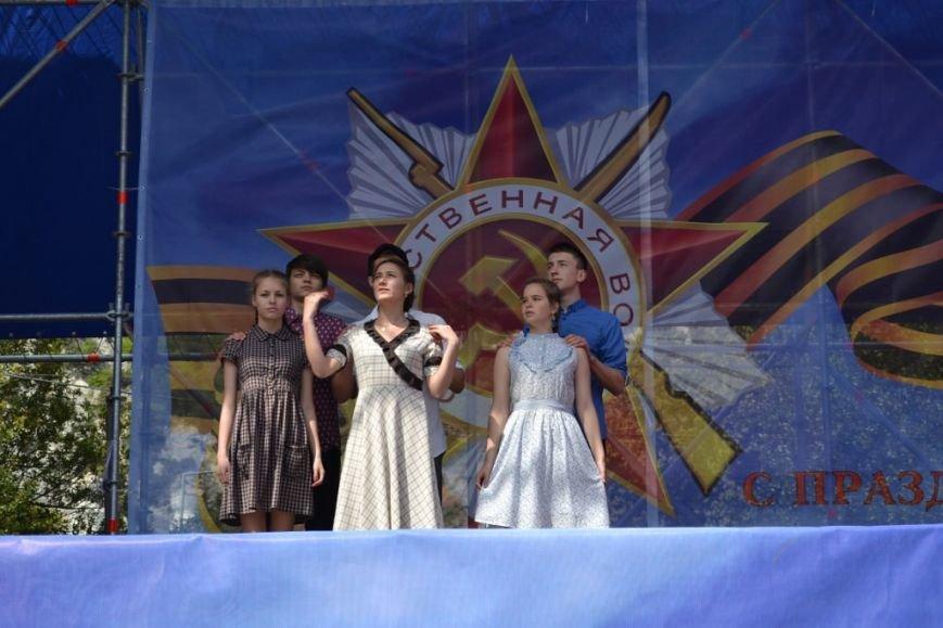 В Симеизе достойно поздравили ветеранов и отметили День Победы, фото-1