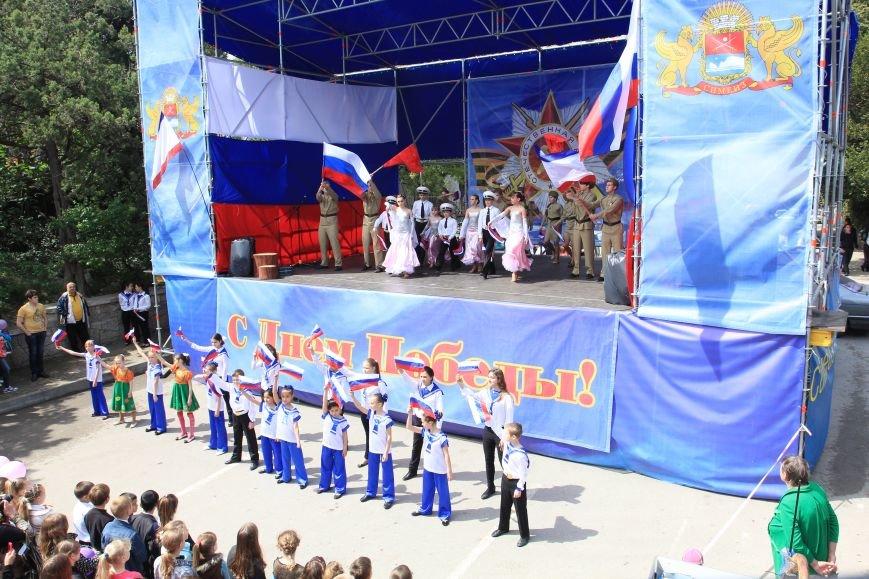 В Симеизе достойно поздравили ветеранов и отметили День Победы, фото-5