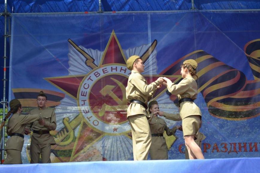 В Симеизе достойно поздравили ветеранов и отметили День Победы, фото-2
