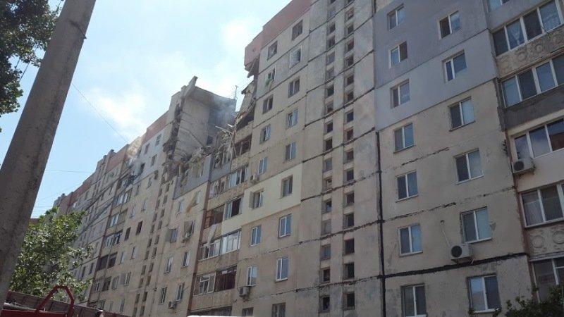 Криворожские спасатели ликвидируют последствия взрыва жилого дома в Николаеве (ФОТО), фото-1