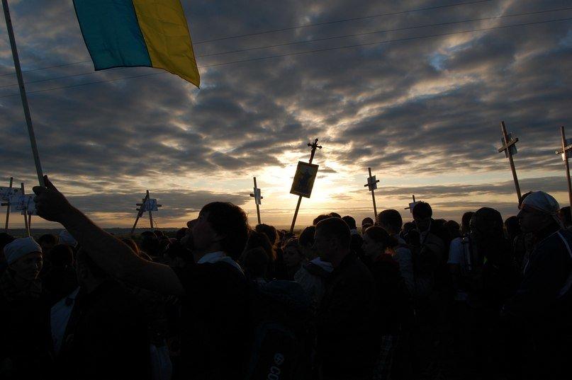 Тисяча львівських прочан не полінуються та йтимуть цілий день  до чудотворної ікони (ФОТО, ВІДЕО), фото-2