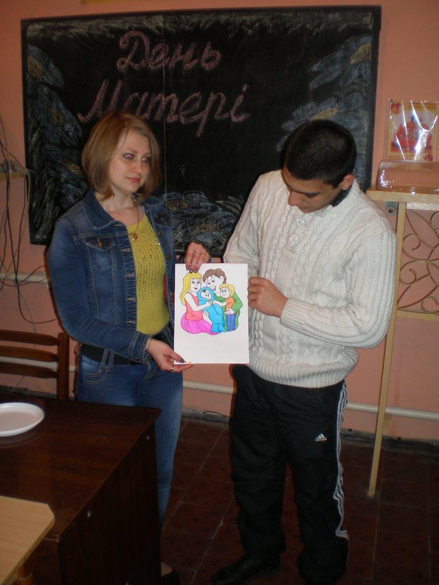 ФОТОФАКТ: В Артемовском следственном изоляторе отпраздновали День матери, фото-3