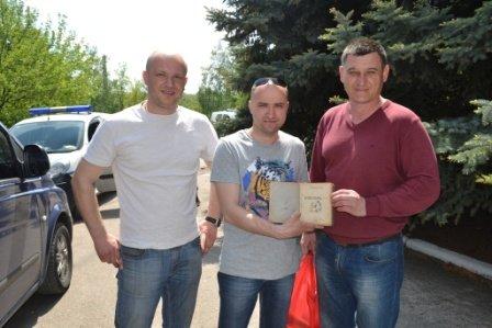 Тернопільські автомайданівці вдруге побували у Слов'янську (фото), фото-1