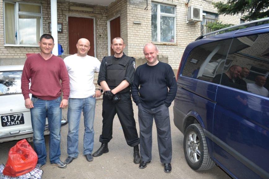 Тернопільські автомайданівці вдруге побували у Слов'янську (фото), фото-2