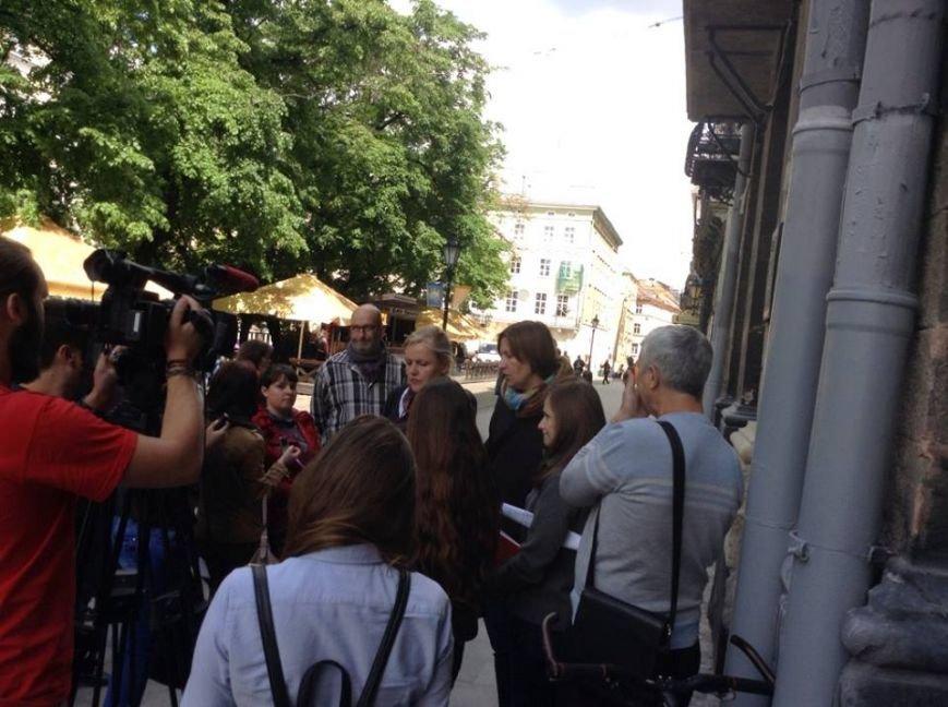 У Львові відреставрують браму датовану 17 століттям (ФОТО), фото-3