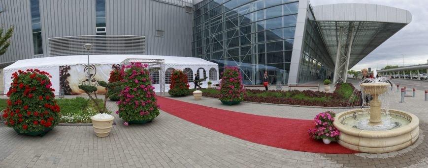 Таких довгих ніг львівський аеропорт ще не «бачив» (ФОТО), фото-2
