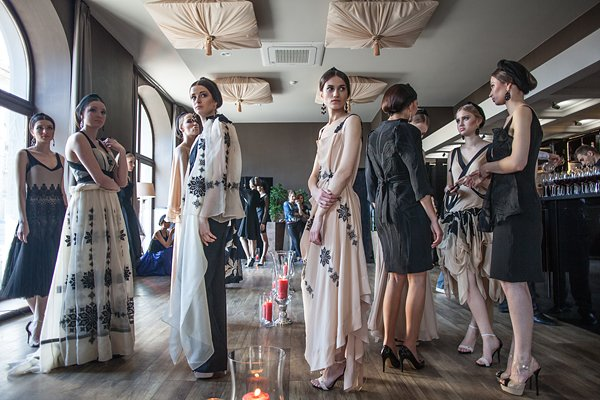 OLENA DATS___. Lviv Fashion Week Official opening