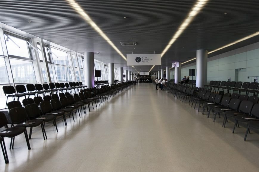 aeroport zal pokazu