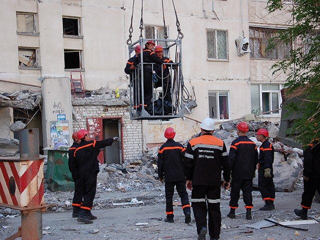 В Николаеве растет количество жертв взрыва в многоэтажке (ФОТО), фото-1
